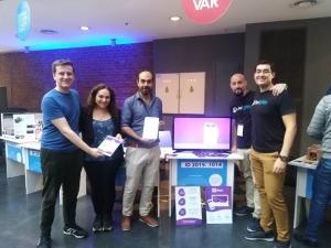 Devlights desarrolla una app seleccionada para la Feria Innovar 2019