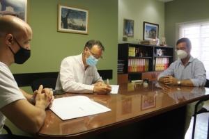 Firma de Convenio de Cooperación Municipalidad de Riachuelo – Polo IT Corrientes