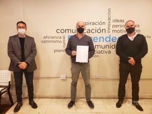 CONVENIO FIRMADO ENTRE POLO IT CORRIENTES Y SANCOR SALUD