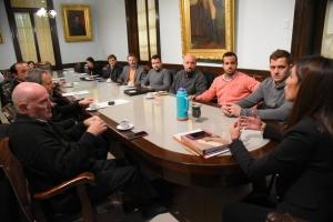 Mesa Técnica Regional del programa COMUNIDADES CON VALOR